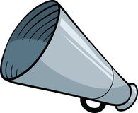 Big Bullhorn Royalty Free Stock Photos