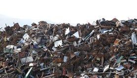 Metal scrap Royalty Free Stock Photography