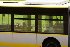 Big Bus Royalty Free Stock Images