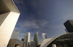 Big Business Architecture Stock Photo