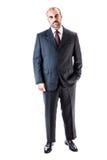 Big businessman Royalty Free Stock Photo
