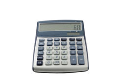 Big calculator Royalty Free Stock Image