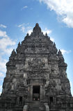 Big Candi on Prambanan Temple Complex Royalty Free Stock Photos