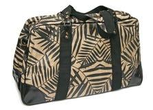 Big canvas women bag Stock Images