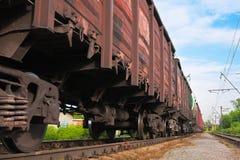 Big cargo transportation Royalty Free Stock Photography