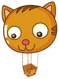 A big cat balloon Stock Photo