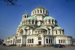 Free BIG CATHEDRAL IN BULGARIA Royalty Free Stock Image - 3763326