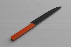 Big ceramic knife Stock Photography