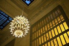 Big chandeliers Stock Photography