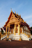 The big chapel in Thailand Stock Image