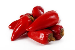 Big chilli peppers Royalty Free Stock Photo