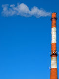 Big chimney Royalty Free Stock Photography
