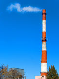 Big chimney Royalty Free Stock Images