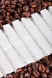 The big chocolate bar Stock Photos