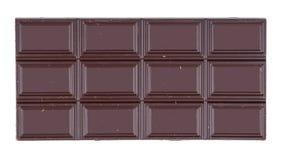 Big chocolate bar Royalty Free Stock Image