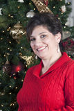 Big Christmas Smile Stock Image
