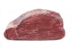 Big chunk of raw beef Royalty Free Stock Image
