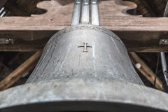 Big church bell Royalty Free Stock Images