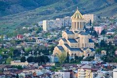 Free Big Church In Tbilisi Stock Photos - 31784233