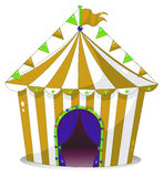 A big circus tent Royalty Free Stock Photography
