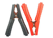 A big Clamps Royalty Free Stock Photos