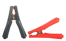 A big Clamps Stock Photography