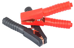 A big Clamps Royalty Free Stock Photo