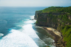 Big cliff stock photos
