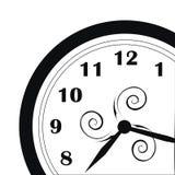 Big clock Royalty Free Stock Images