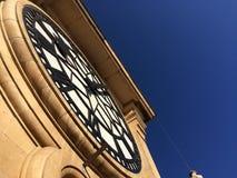 Big clock tick tick Royalty Free Stock Photography