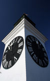 Big clock tower 03 Royalty Free Stock Images