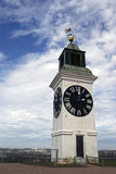 Big clock tower Stock Photos