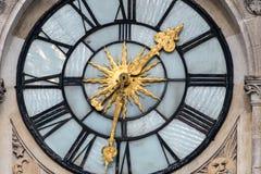 Big clock Royalty Free Stock Photos