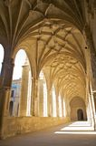 Big cloister Stock Photo