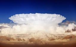 Big cloud incus Royalty Free Stock Photos