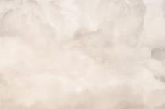 Big cloud Royalty Free Stock Photos