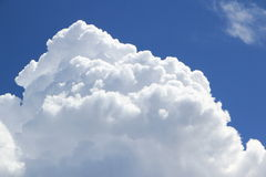 Big Clouds Royalty Free Stock Photography
