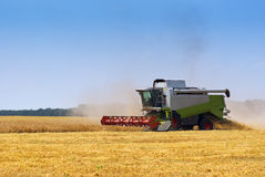 Big  combine Royalty Free Stock Photo