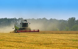 Big  combine Stock Images