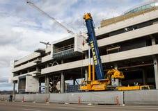 Big construction equipment Royalty Free Stock Photo