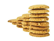 Big Cookie Chart Royalty Free Stock Photography