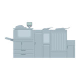 Big copier Royalty Free Stock Images