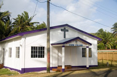 Editorial Revival Tabernacle Church Corn Island Nicaragua Centra Royalty Free Stock Photos