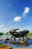 Big crab Stock Photography