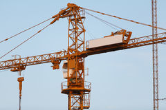 Big crane Royalty Free Stock Photography