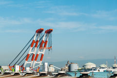 Big crane Stock Photos