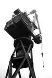 Big crane in Shipyard. Crane in Gdansk Shipyard Remontowa stock photography