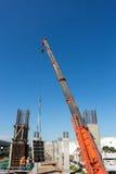 Big crane Stock Image