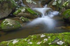 big creek kaskadowa Zdjęcia Royalty Free