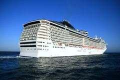 Big Cruise Stock Photography
